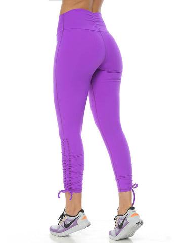 Mandy Purple Leggings