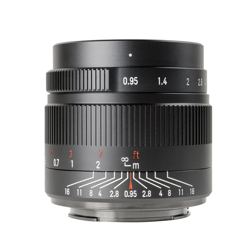 35mm f/0.95 for Panasonic and Olympus M43