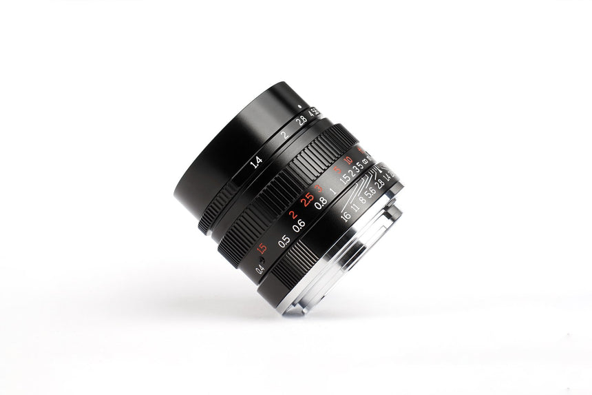 7Artisans 25mm f/1.8 Manual Focus Prime Fixed Lens for Canon EOS-M - 7Artisans UK
