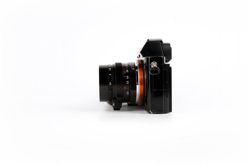 7Artisans 35mm f/1.4 Full Frame for Sony Alpha