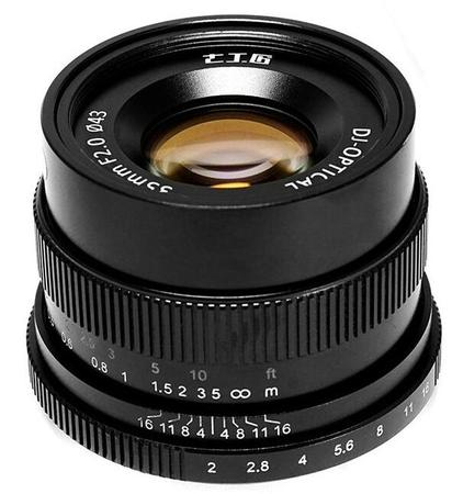 7Artisans 35mm f/2.0 for Sony E Mount - 7Artisans UK