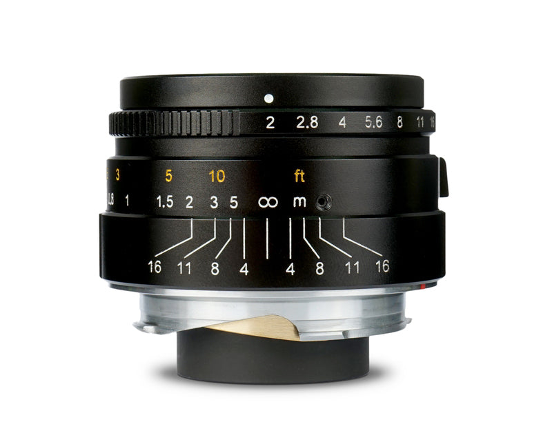 7Artisans 35mm f/2.0 Full Frame Lens for Leica M Mount - 7Artisans UK