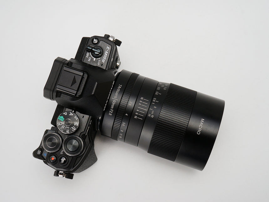 7Artisans 60mm f/2.8 Macro for Sony E Mount - 7Artisans UK