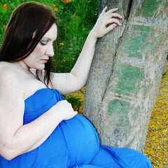 multi way maternity dress
