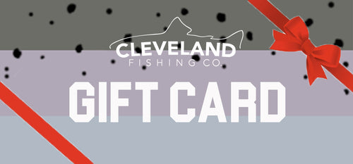Cleveland Fishing Co. E-Gift Card