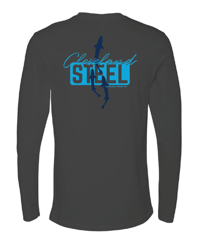 Cleveland Steel - Long Sleeve Tee
