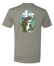 Zac Rorick Collection - Smallmouth Bass Tee