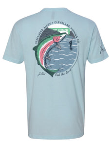Zac Rorick Collection - Steelhead Tee