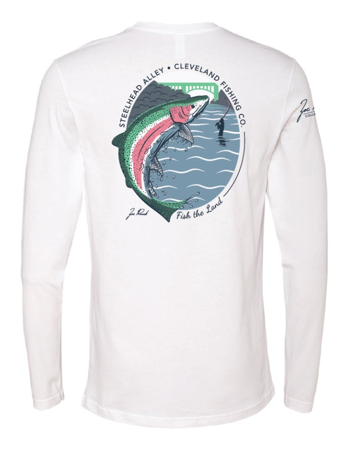 Zac Rorick Collection - Steelhead Long Sleeve Tee