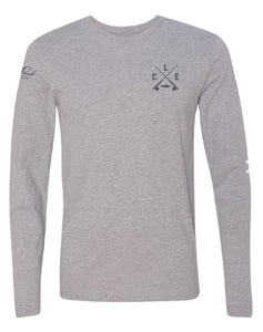 Zac Rorick Collection - Walleye Long Sleeve Tee