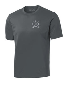 Performance Short Sleeve - Graphite