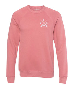 Crewneck Sweatshirt - Steelhead Red