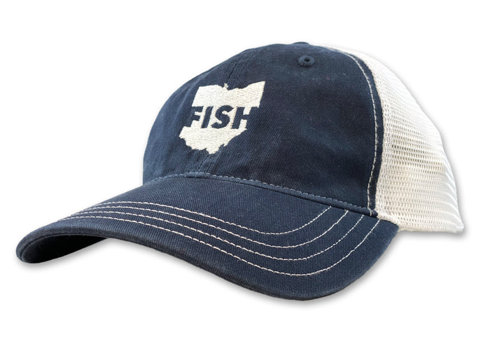 Fish Ohio - HAT (unstructured)