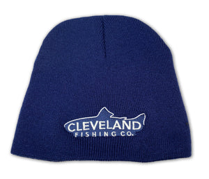 Lake Effect Beanie - Navy