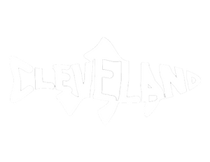 CLEVELAND Fish Sticker - The Steelyard