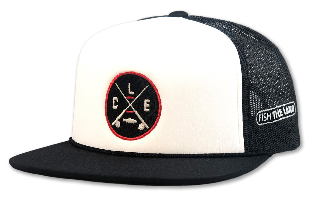 Foam Trucker Hat - CLE X