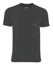 Spot Burn Pocket T - Charcoal