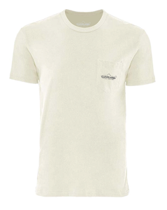 Spot Burn Pocket T - Natural