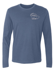 OG Walleye Whistle - Long Sleeve Tee