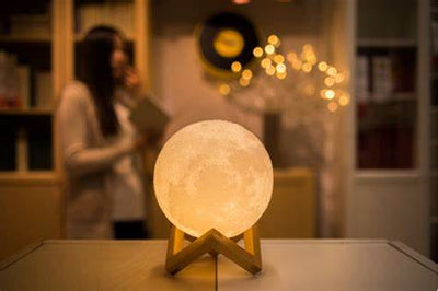 The Best 3D Magnetic Levitation Moon Lamp
