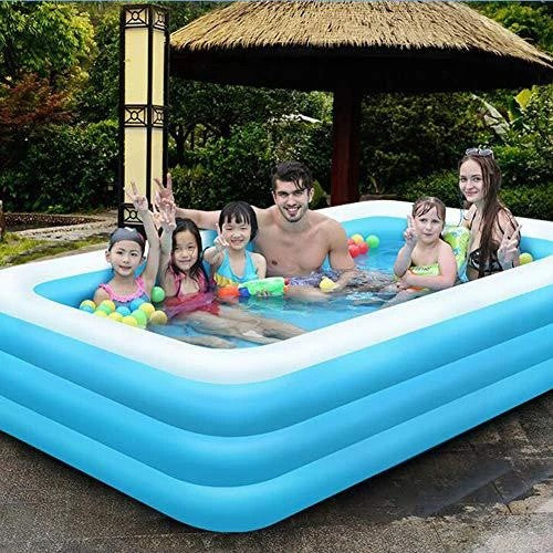 2020 swimming rectangle inflatable pool