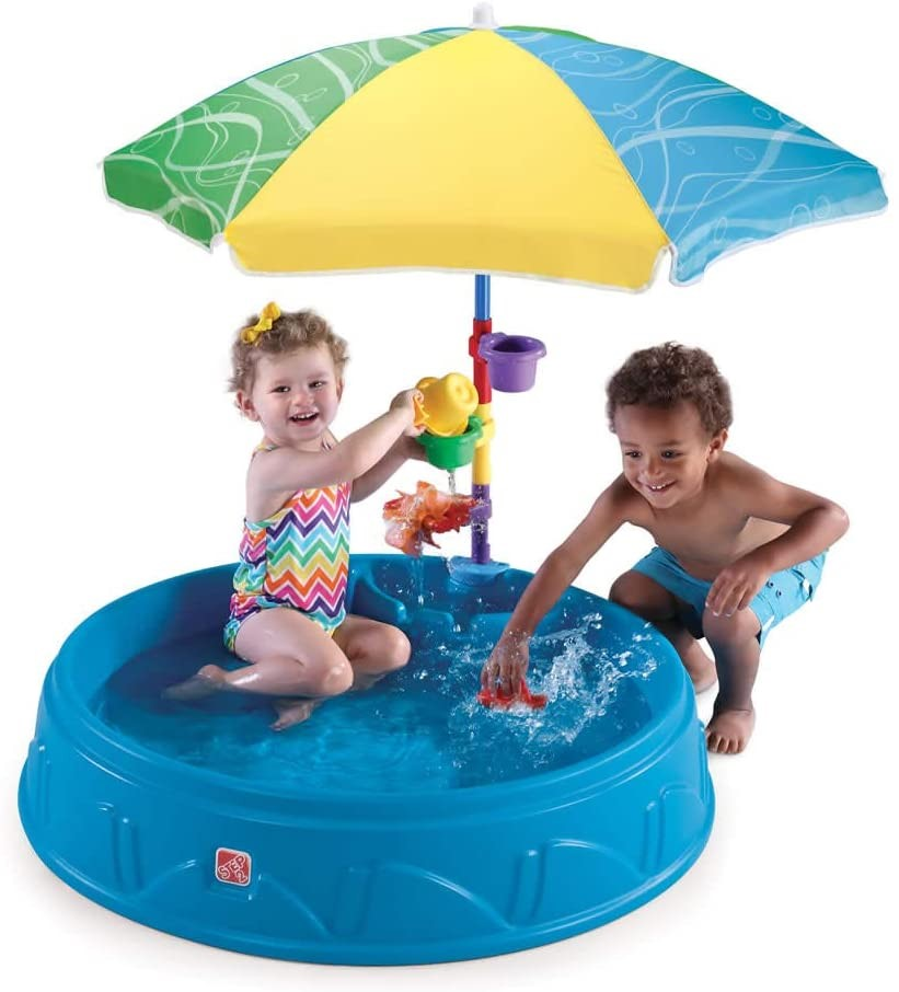 step2 play shade pool for toddlers