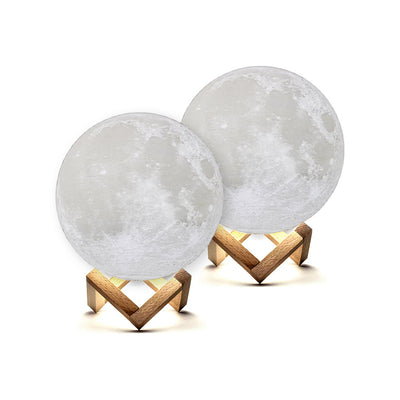 3D Printing Magnetic Levitating Moon Light Lamps