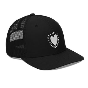 ONE L24OVE TRUKER CAP BLACK