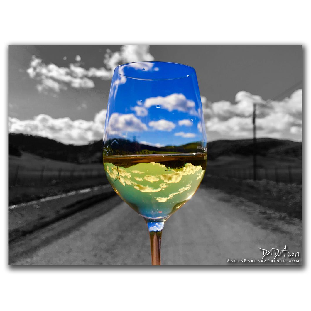 Wineglasses - 10, Nojoqui