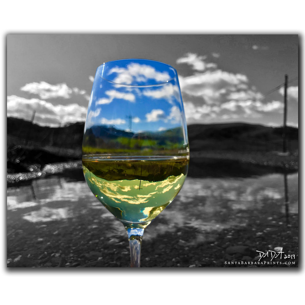 Wineglasses - 15, Nojoqui