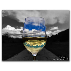 Wineglasses - 18, Nojoqui