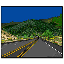 SYV - Highway 154 - Santa Barbara County