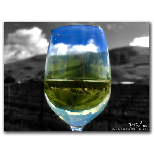 Wineglasses - 20, Santa Maria Valley