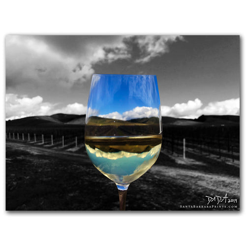 Wineglasses - 27, Santa Maria Valley