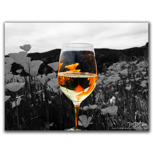 Wineglasses - 2, Happy Canyon