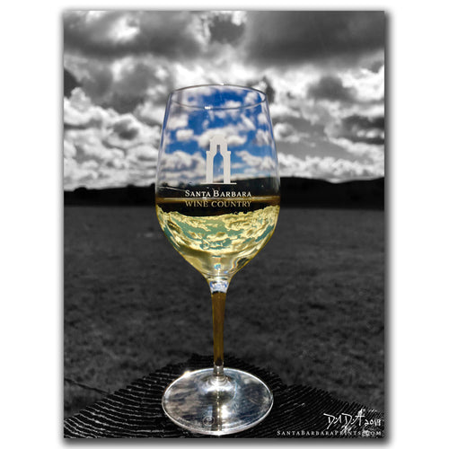 Wineglasses - 31, Santa Maria Valley