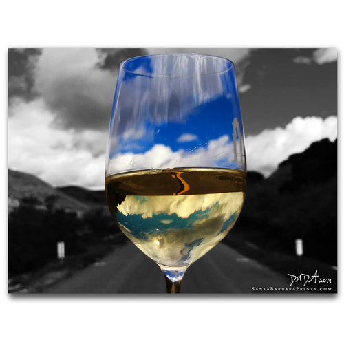 Wineglasses - 39, Santa Maria Valley
