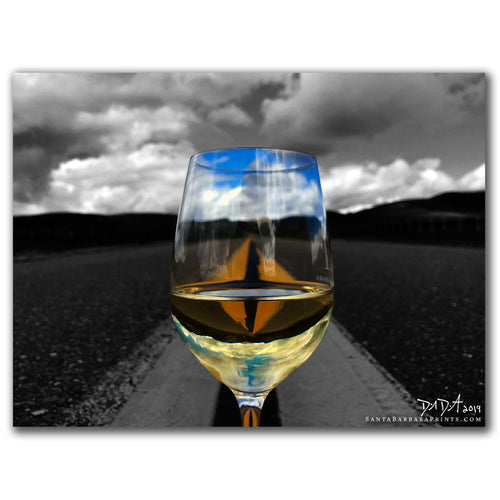 Wineglasses - 6, Santa Maria Valley