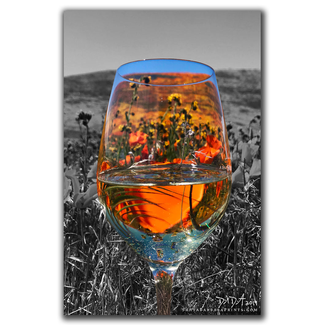 Wineglasses - 7, Antelope Valley