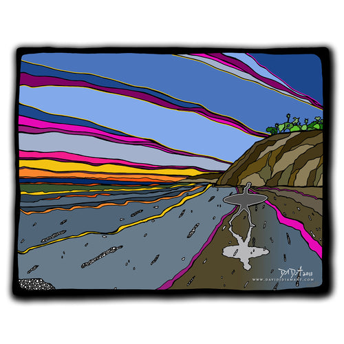 Sunset Surfer 10