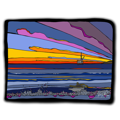 Sunset Surfer 22