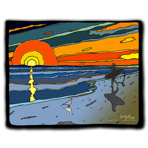 Sunset Surfer 8