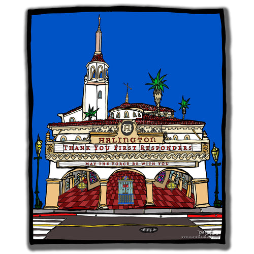 Santa Barbara 15 - The Arlington Theater