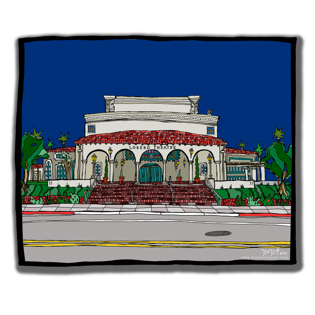 Santa Barbara 16 - The Lobero Theater