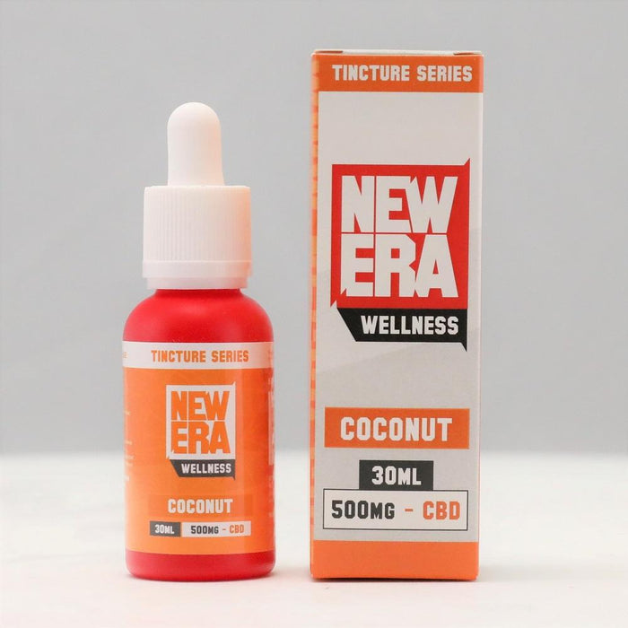 New Era Wellness CBD Tincture Series - 500mg