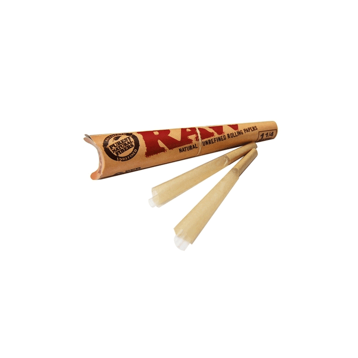 RAW Pre-Rolled Cones - 6 Pack