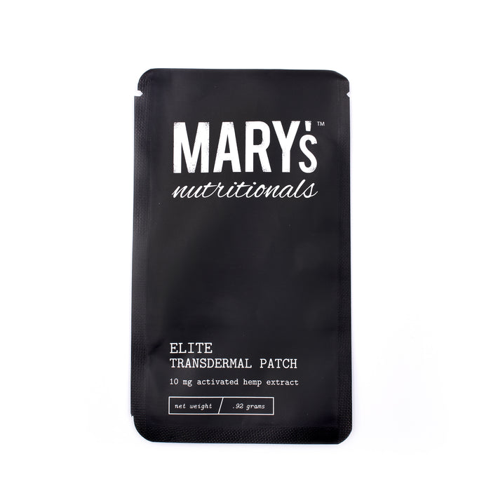 Mary's Nutritionals - Elite Transdermal Patch