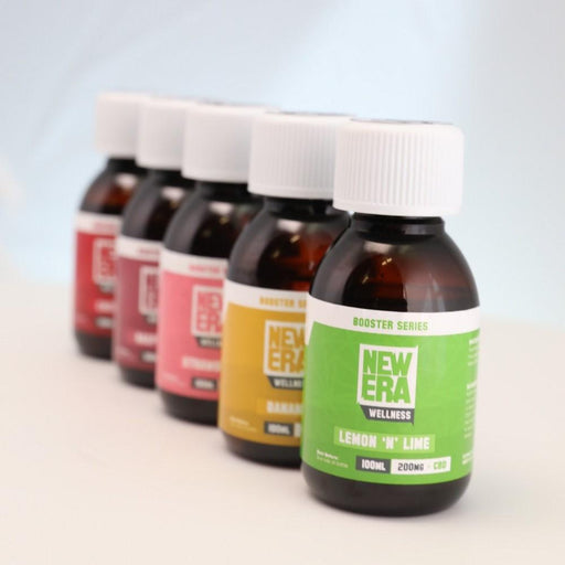 New Era - Wellness CBD Booster Series - 200mg