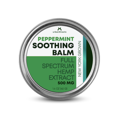 CBD-Wellness-Pain Relief-Sleep Aid-Relaxation-Topical-Cream-Soothing-Balm-Urban Xtracts