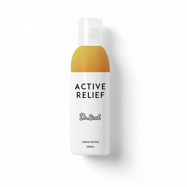 Dr. Soul Active Relief Cream 200mg